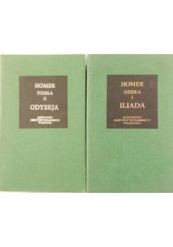 Iliada / Odyseja