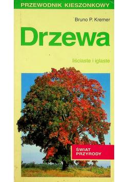 Drzewa liściaste i iglaste Przewodnik kieszonkowy
