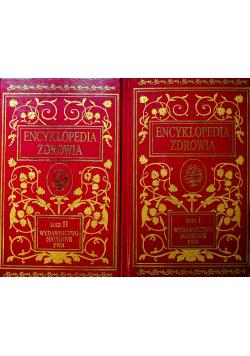 Encyklopedia zdrowia Tom I i II