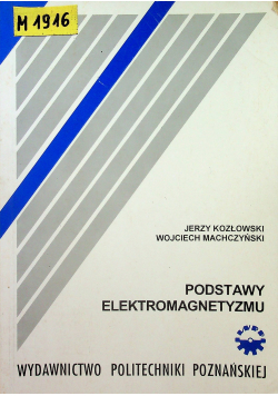Podstawy elektromagnetyzmu