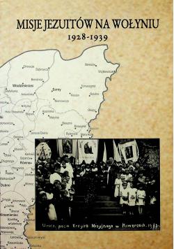 Misje Jezuitów na Wołyniu 1928 1939
