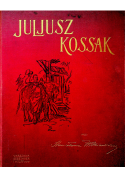 Juljusz Kossak 1900 r.