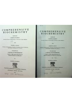 Comprehensive biochemistry 2 tomy