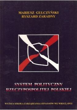 System polityczny Rzeczypospolitej Polskiej