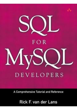 SQL for MySQL developers