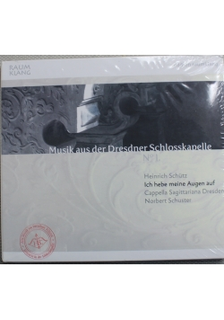 Musik aus der dresdner Schlosskapelle CD