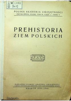Prehistoria ziem polskich 1948 r.