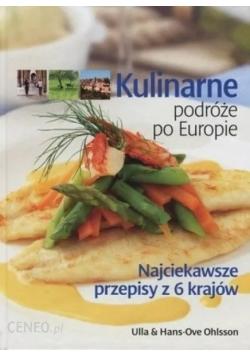 Kulinarne podróże po Europie Nowa