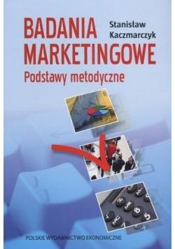 Badania marketingowe Podstawy metodyczne