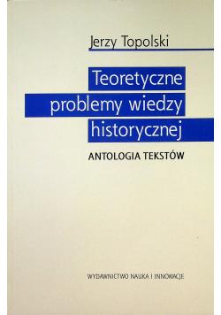 Teoretyczne problemy wiedzy historycznej