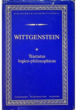 Wittgenstein  dociekania fizyczne