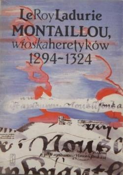 Montaillou wioska heretyków 1294 - 1324