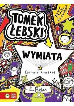 Tomek Łebski wymiata prawie zawsze