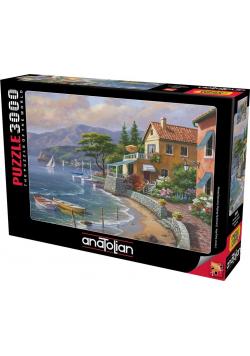 Puzzle 3000 Wille nad jeziorem