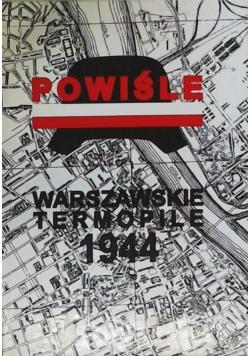 Powiśle Warszawskie Termopile 1944