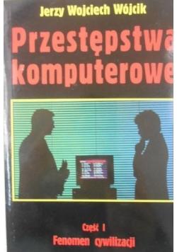 Przestępstwa komputerowe Część I