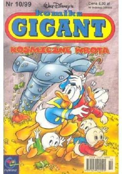 Komiks Gigant Kosmiczne wrota