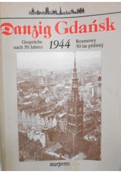 Danzig Gdańsk 1944