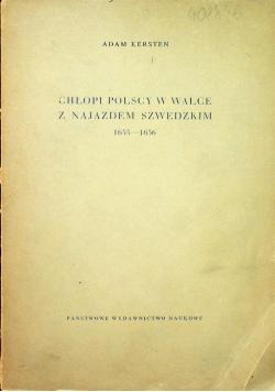 Chłopi polscy w walce z najazdem szwedzkim