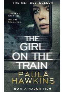 The Girl on the Train Wersja kieszonkowa