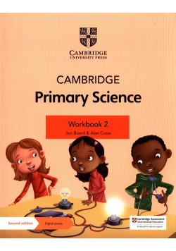 Cambridge Primary Science Workbook 2 with Digital access