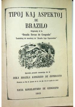 Tipoj kaj aspektoj de Brazilo 1945 r