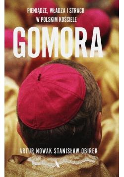 Gomora Władza strach i pieniądze w polskim Kościele