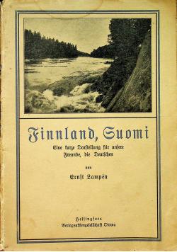Finnland Suomi 1918 r.