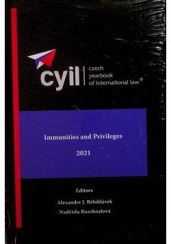 Immunities and Privileges NOWA