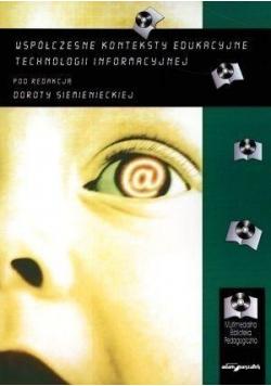 Współczesne konteksty edukacyjne technologii...