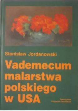 Vademecum malarstwa polskiego w USA