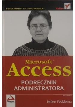 Microsoft Acces Podręcznik administratora