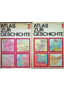 Atlas zur Geschichte 2 tomy