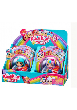 Kindi Kids Mini - Laleczka mix