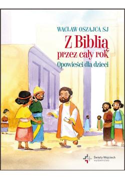 Z Biblią przez cały rok Opowieści dla dzieci