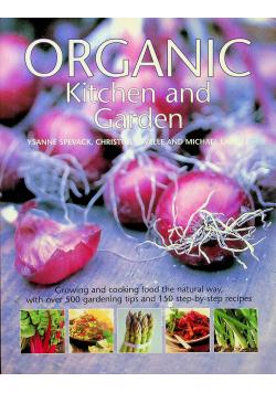 Organic kitchen and garden