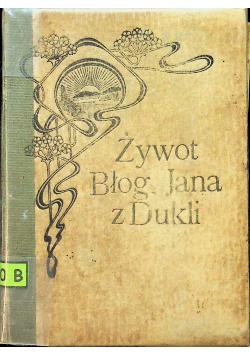 Żywot Błog Jana z Dukli 1906 r.