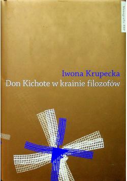 Don Kichote w krainie filozofów