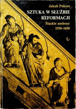 Sztuka w służbie reformacji