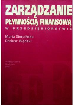 Zarządzanie płynnością finansową w przedsiębiorstwie
