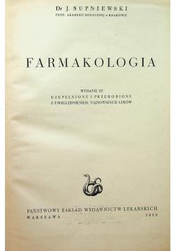 Farmakologia 1950 r