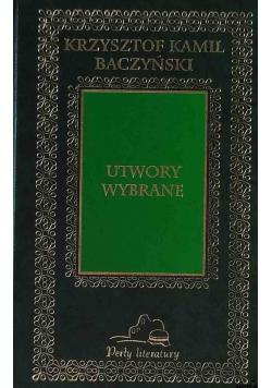 Baczyński utwory zebrane