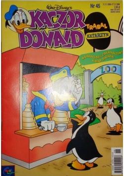 Kaczor Donald  nr 45