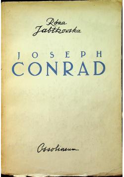 Joseph Conrad 1857 - 1924