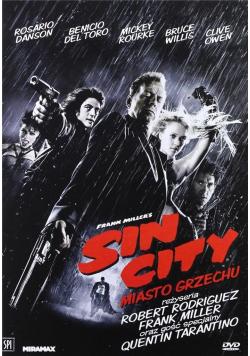 Sin City DVD nowa