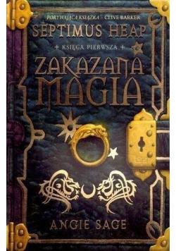 Septimus Heap Księga 1 Zakazana magia