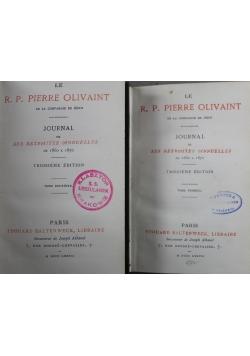 Le R P Pierre Olivaint Tom I i II 1877 r.