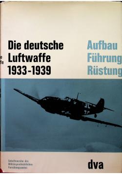 Die deutsche Luftwaffe 1933 1939