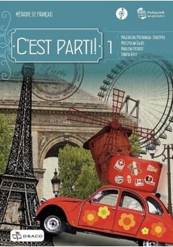 C'est parti 1 podręcznik wieloletni
