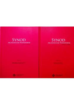 Synod Archidiecezji Poznańskiej 2 tomy